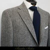 ハリス・ツイードのジャケット | オーダージャケット - オーダースーツ東京 | ツサカテーラー 公式ブログ