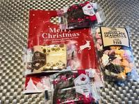 【クリスマスのお菓子?】 - お散歩アルバム・・春日和花粉日和