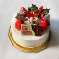 クリスマスケーキ つくりました【クリスマス2020】 - ノア×バンビ 公式ブログ