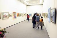 アトリエTODAY創立35周年記念美術展御礼 - 大阪の絵画教室|アトリエTODAY