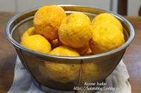 我が家のスローライフ#2柚子マーマレード - 風の彩りー3