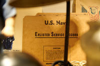 """U.S.Navy ENLISTED SERVICE RECORD""ってこんなこと。 - THE THREE ROBBERS ってこんなこと。"
