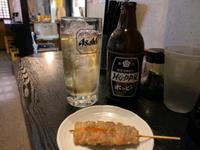 遠慮のない立ち飲み「じゆうな丘」 - 実録!夜の放し飼い (横浜酒処系)