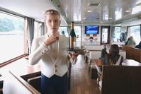 船室のメロディー - Blue Planet Cafe  青い地球を散歩する
