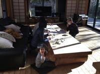 お打ち合わせの様子@裾野市自然素材の家 - 小粋な道草ブログ