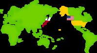 北アメリカのお化け「エイリアン」「ビッグフット」 - 地球ファンタジー(異世界ファンタジー)