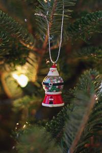 今年は早めにクリスマスツリーを購入 - NY/Brooklynの空の下