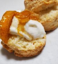 スコーンに水切りヨーグルト&柚子茶~『cafe_1chome coffee and bread』のスコーン~ - suteki   ステキ 素敵な・・・