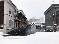 ヒーティングによる融雪 - 『文化』を勝手に語る