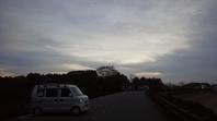 車中泊20日目高松市仏生山公園橘ノ丘総合運動公園 - 空の旅人