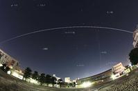 国際宇宙ステーションの通過 - 天体写真投稿