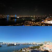 Night & Day, Black & Blue - Never ending journey
