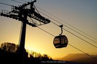 野沢温泉村12/12スキー場オープン&運行開始 - 野沢温泉とその周辺いろいろ2