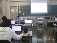 1年生CADの操作を学習! - 青森技専校の訓練日誌