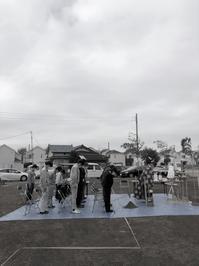 地鎮祭 - 体温を感じる家づくり