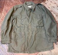 12月12日(土)入荷!実物50s U.S ARMY  Mー51Field Jacket ! - ショウザンビル mecca BLOG!!