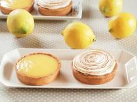 レモンの季節~レモンのタルト~ - お菓子教室コンフォタブルより~スイーツのある生活