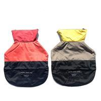 seven seas dogLIMONTA PREMIUM & H2OFF DOG Jacket reversible  リモンタ プレミアム ドッグ ジャケット リバーシブル - ろい ロイ Roy !