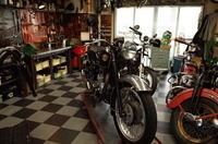 1958 VELOCETTE VENOM エンジン分解 - Vintage motorcycle study