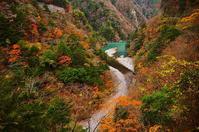 秋の峡谷寸又峡 - 風の香に誘われて 風景のふぉと缶