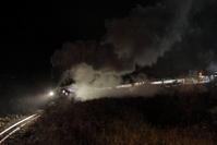 いつもの夜汽車SLクリスマストレインVer - 蒸気屋が贈る日々の写真-exciteVer