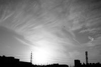 雲と飛行機 - S w a m p y D o g - my laidback life
