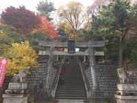 品川神社にお参りして富士塚も登ってみた - trintrin セカンド
