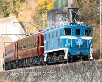 秩父鉄道デキ108ラストラン「快速秩父路デキ108号」を撮影してきました - Salamの鉄道趣味ブログ