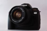 Nikon D70 と Tokina 35-70 mm F3.5-4.8 で遊んでみた・・ - カメラおばちゃん今日もゆく~