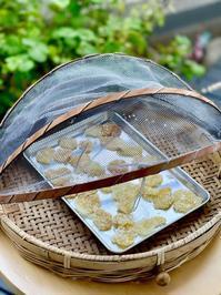 アイスだけどポカポカになってほしいー - 今日も食べようキムチっ子クラブ (料理研究家 結城奈佳の韓国料理教室)
