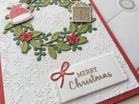 すまいる♪さんから届いたクリスマスカード2020 - てのひら書びより