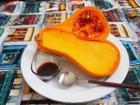 バターナッツかぼちゃのプリン♪ - This is delicious !!