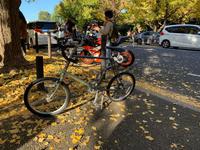 自転車旅! - morio from london 大宮店ブログ