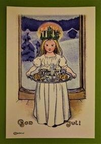 聖ルシア祭 - teatime diary~ここち良い暮らしのエッセンス~