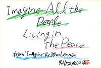 ジョン・レノンが凶弾に倒れて40年、生き続ける「LOVE&PEACE」の魂 - 前田画楽堂本舗