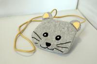 裁縫~ ネズミじゃないよネコのポシェット ~ - 鎌倉のデイサービス「やと」のブログ