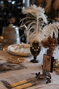 クリスマスランチ2020ささやかだけれど心を籠めて - フレンチシックな家作り。Le petit chateau