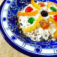 12月13日はクッチーアを食す - 幸せなシチリアの食卓、時々にゃんこ