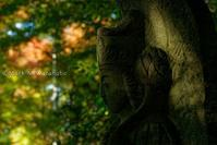 秋の味取観世音-石像たち - Mark.M.Watanabeの熊本撮影紀行