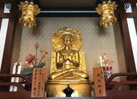 経蔵の天井に「丹青双龍」と「飛天」 - ライブ インテリジェンス アカデミー(LIA)