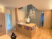 積水ハウスシャーウッド上尾展示場様へ納品 2 - オーダー家具の現場レポート