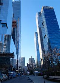ハドソン・ヤードの都市再開発、最新動向 - ニューヨークの遊び方