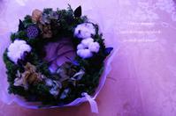 雪の降った午後に。 - *Romantic caramel-香草菓子や粉と卵とおうちおやつ*