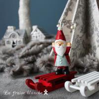 『クリスマスツリー』🎄 - 埼玉カルトナージュ教室 ~ La fraise blanche ~ ラ・フレーズ・ブロンシュ