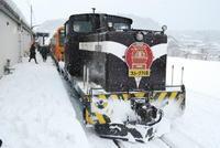 ストーブ列車復路 - こぴっと ちぴっと