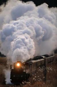広がる白煙 - 蒸気屋が贈る日々の写真-exciteVer