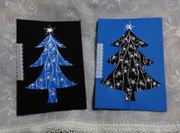 今年はゆっくり手作り★クリスマスカード★後釜は苦労する - 月夜飛行船2
