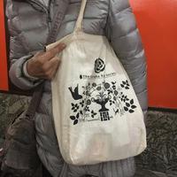 使ってます。オリジナルエコバック - 駒場バラ会咲く咲く日誌