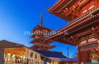 羽子板市浅草寺 - 風景写真家鐘ヶ江道彦のフォトブログ2