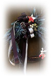 Christmas  wreath♡ - 花・tuzuri
